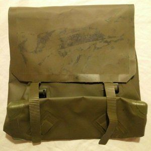 VTG Dutch Army Combat Military OD Backpack 00087